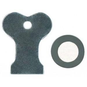 Membrane et clé de rechange