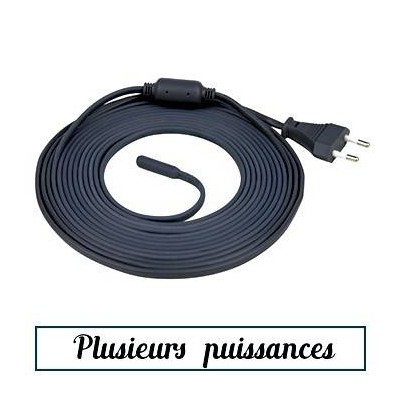 Câble chauffant