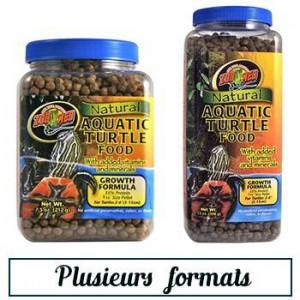 Granulés tortues aquatiques croissances
