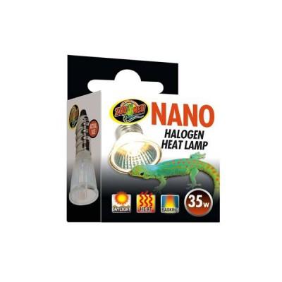 Ampoule chauffante NANO Halogéne Zoomed 35W