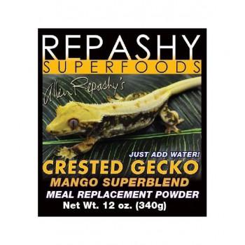 Nourriture gecko à crête Repashy Mango