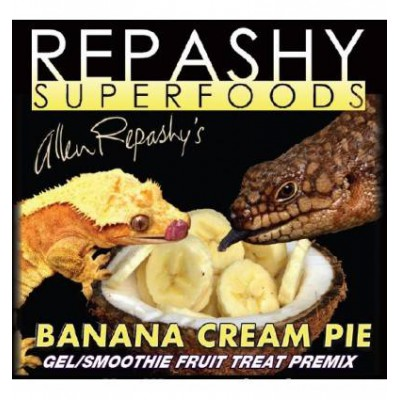 Nourriture Repashy Banana Cream Pie