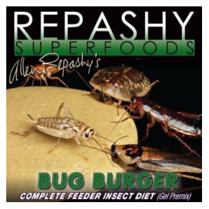 Nourriture pour insectes Repashy Bug Burger