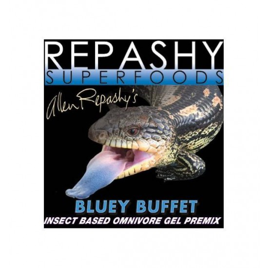 Nourriture Tiliqua Repashy Superfoods Bluey Buffet