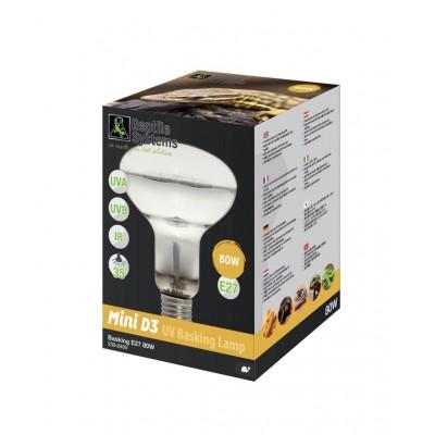 Lampe vapeur de mercure 3 en 1 D3 basking lamp