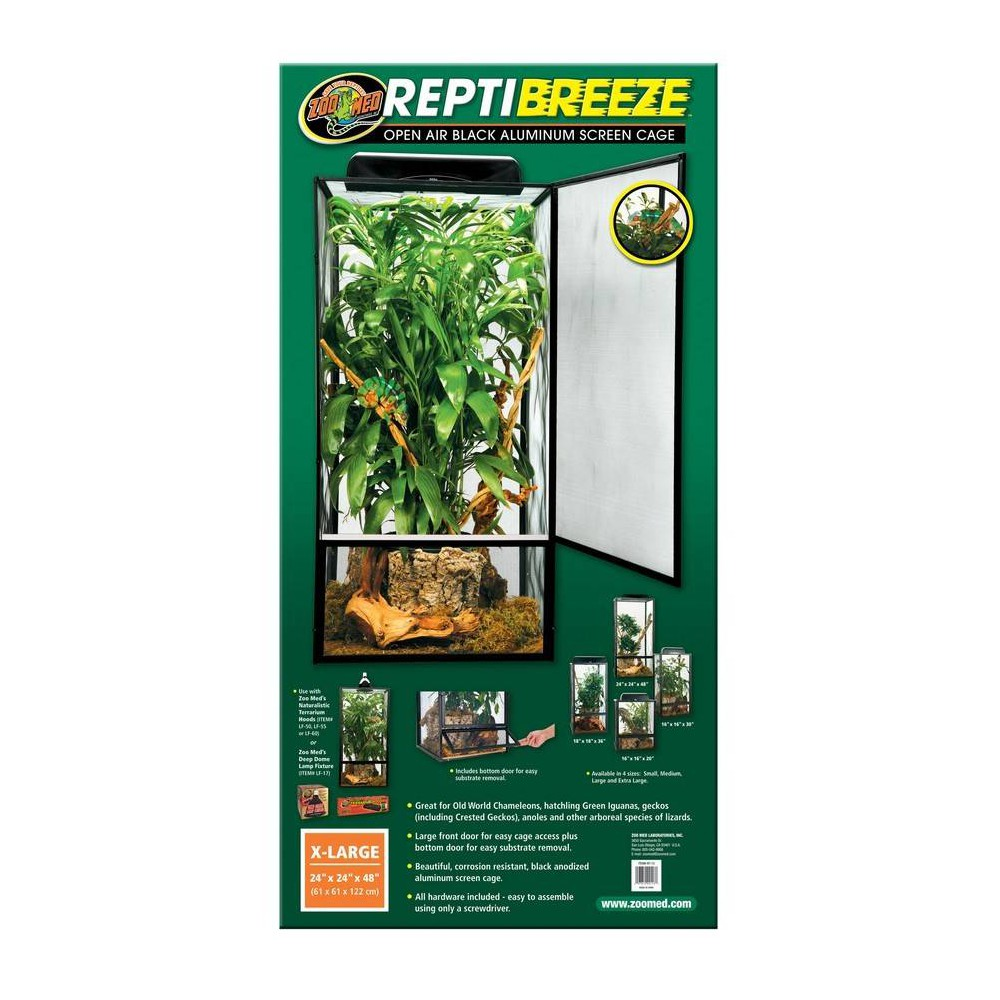 Cage Reptibreeze Zoomed