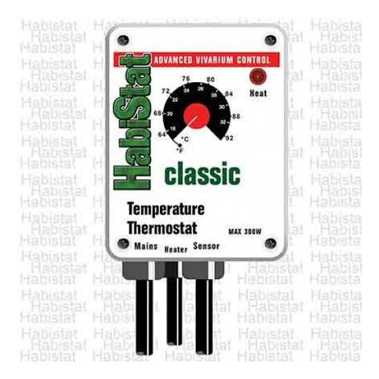 Thermostat Habistat Temperature