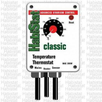 Thermostat Habistat Temperature