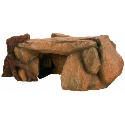 Grotte et souche TRIXIE
