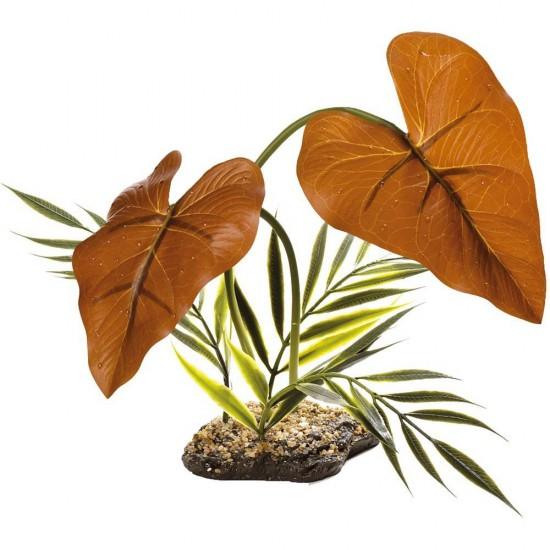 """Plante en plastique """"Rainforest Canopy"""" Komodo 38cm"""