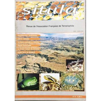 Situla n°6 - Chéloniens, Elaphe bimaculata, Litoria caerula,...