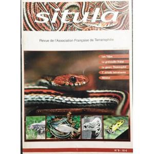 Situla n°9 - Tegu rouge, genre Thamnophis, Dendrobates, voyage,...