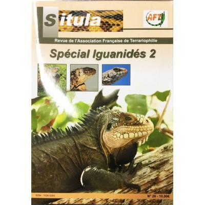 Situla n°26 - Spécial iguanidés