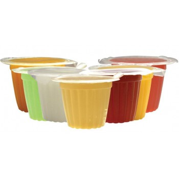 Jelly Pots Mixed Favours 8 pièces  Komodo