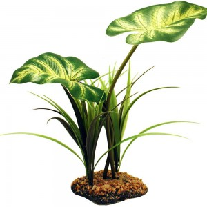 "Plante artificielle ""Broadleaf Canopy"" Komodo"