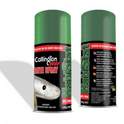 "Anti-acarien ""Callington Mite Spray"" Habistat"