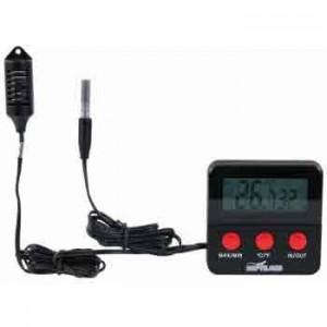 Thermomètre/ Hygromètre digital avec sonde