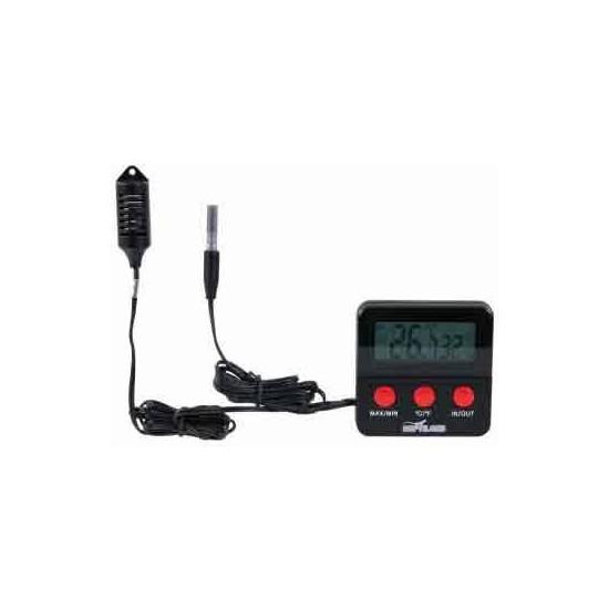 Thermomètre/ Hygromètre digital avec sonde - TRIXIE