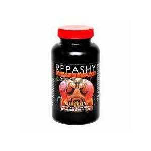 Nourriture pour drosophile SuperFly Repashy super foods