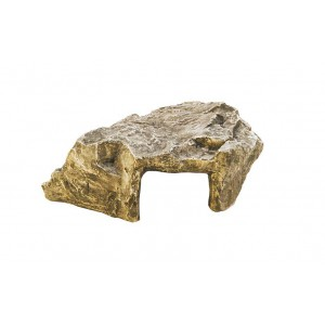 "Cachette résine ""Rock Den Sandstone"" KOMODO"