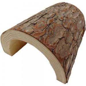 "Cachette demi tronc ""Wooden Hide"" KOMODO"