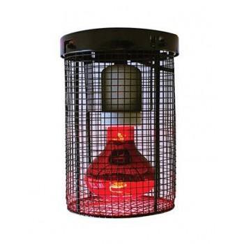 Cage de protection pour lampes
