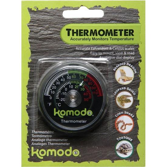 Thermomètre analogique KOMODO