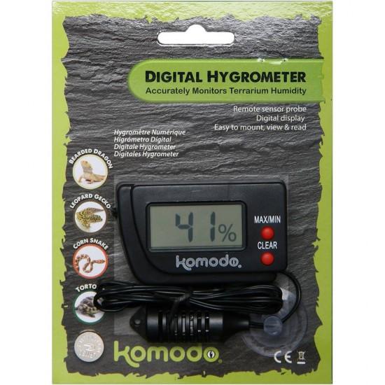 Hygromètre digital à sonde KOMODO