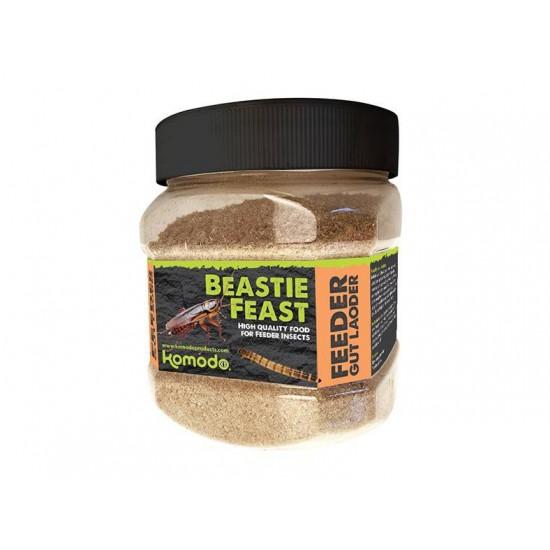 """Nourriture pour insectes """"Beastie Feast"""" KOMODO"""
