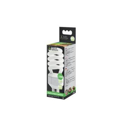 """Lampe UVB 5% ou 10% """"Reptile Compact Specialist"""" - Reptile System"""