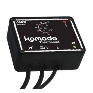 "Thermostat ""Dimming"" KOMODO"