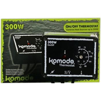 Thermostat ON/OFF 100W KOMODO