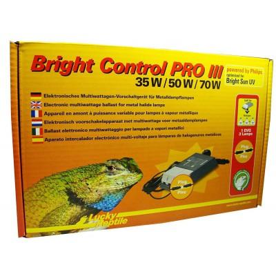 Ballast pour lampe HID Bright Control Pro III 35-70W