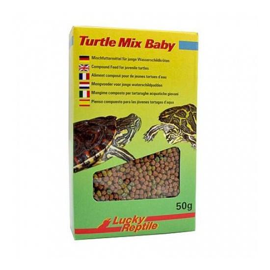 """Granulés pour tortues aquatiques juvéniles """"Turtle Mix Baby"""""""