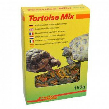 """Aliment complet pour tortue de jardin """"Tortoise Mix"""""""