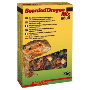 "Aliment séché pour Pogona adulte ""Bearded Dragon Mix"