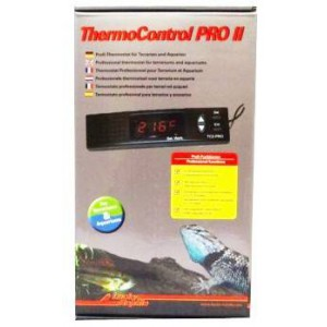 """Thermostat """"Thermocontrol Pro II"""" - Lucky Reptile"""