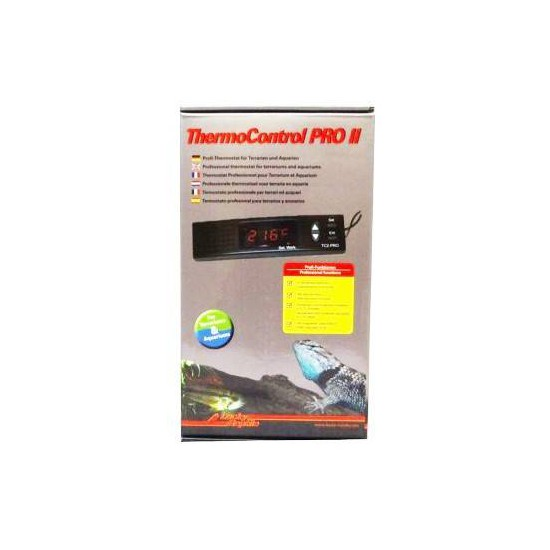 "Thermostat ""Thermocontrol Pro II"" - Lucky Reptile"