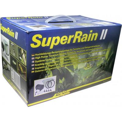 Kit de pulvérisation pour terrarium Super Rain II - Lucky Reptile