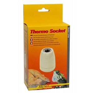 Culot E27 passe-paroi Thermo socket Basic line