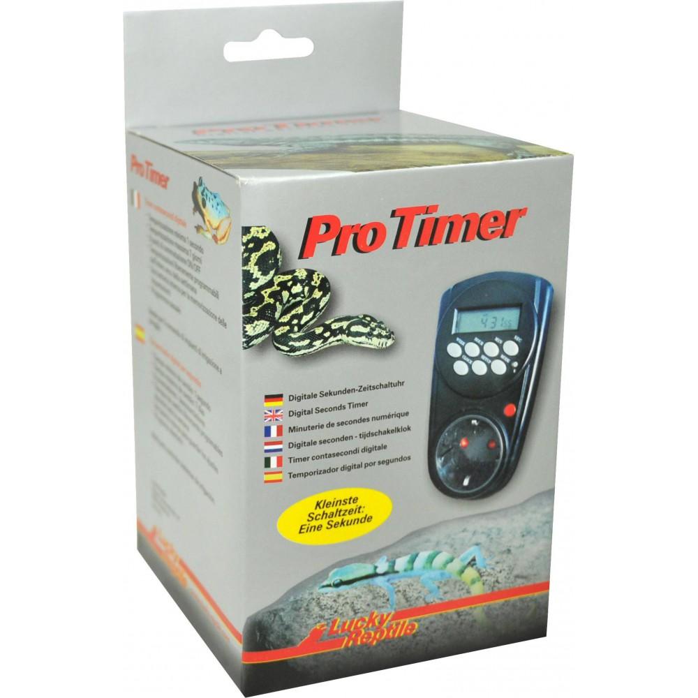 Programmateur à la seconde Pro Timer - Lucky Reptile