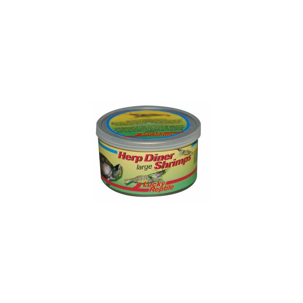 """Crevettes en boite """"Herp diner Shrimps"""" - Lucky Reptile"""