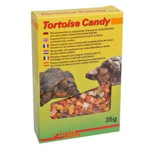 """Friandise composée pour tortue de terre - """"Tortoise Candy"""" Lucky Reptile"""