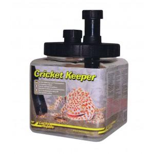 "Boite de nourrissage pour grillons ""Cricket Keeper"" Lucky Reptile"