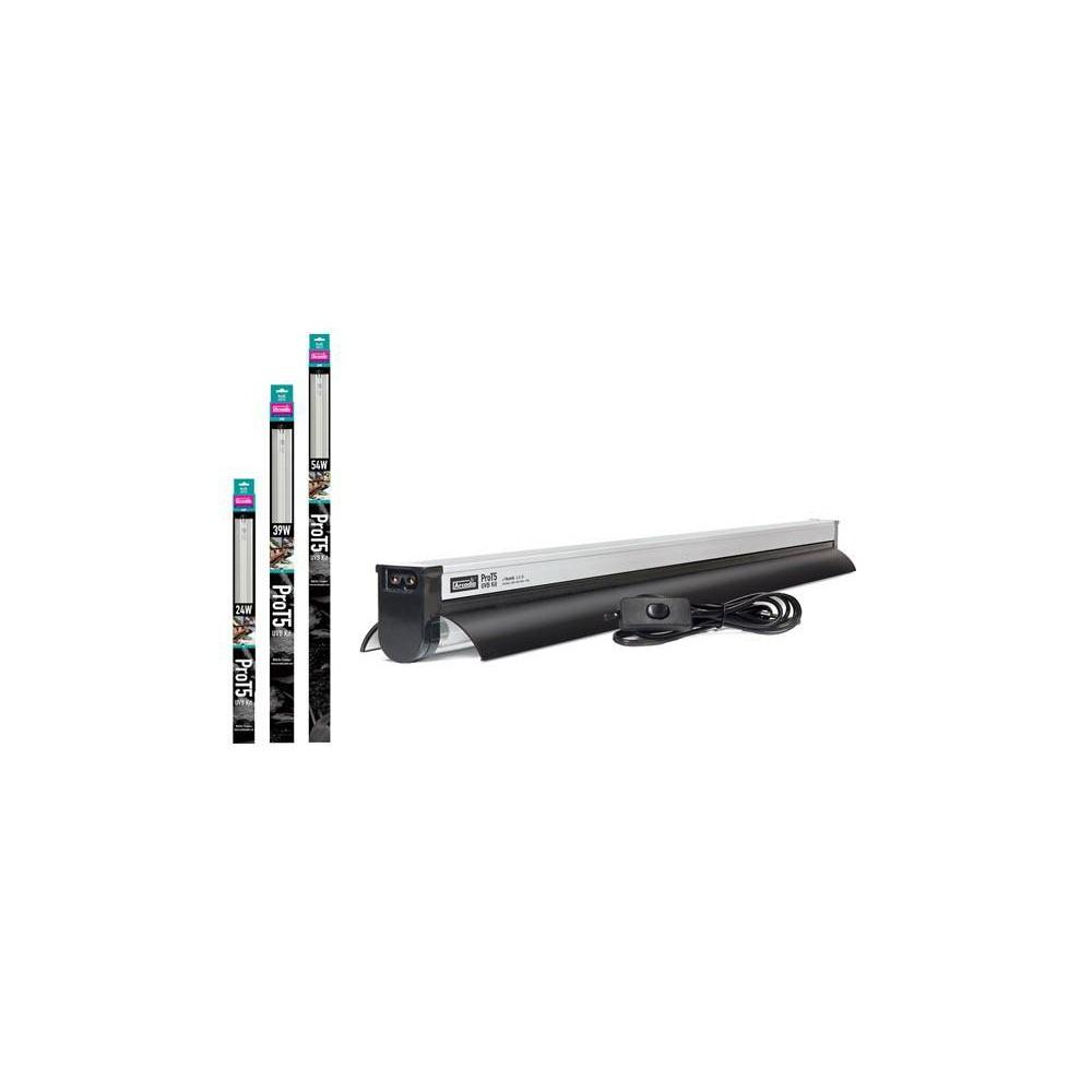 """Rampe UVB """"Pro T5 UVB Kit"""" + tube - Arcadia"""