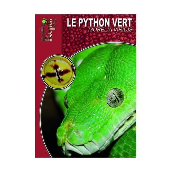 Le python vert- Morelia viridis- Les guides Reptilmag