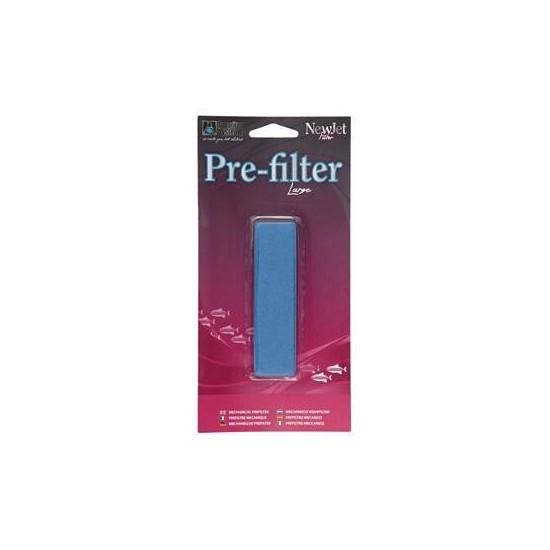 Pré-filtre pour filtre NewJet Aquarium System