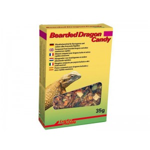 """Friandise pour Pogona """"Bearded Dragon Candy"""" Lucky Reptile"""