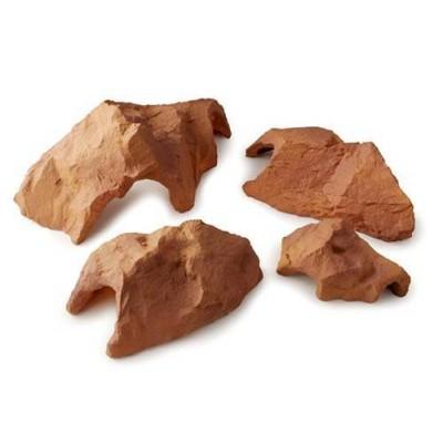 "Cachette rocher ""Namib Cave"" Lucky Reptile"