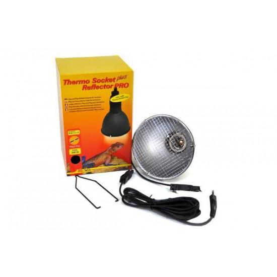 Porte lampe pour lampe HID Bright Sun avec connecteur Plug and Play Lucky Reptile